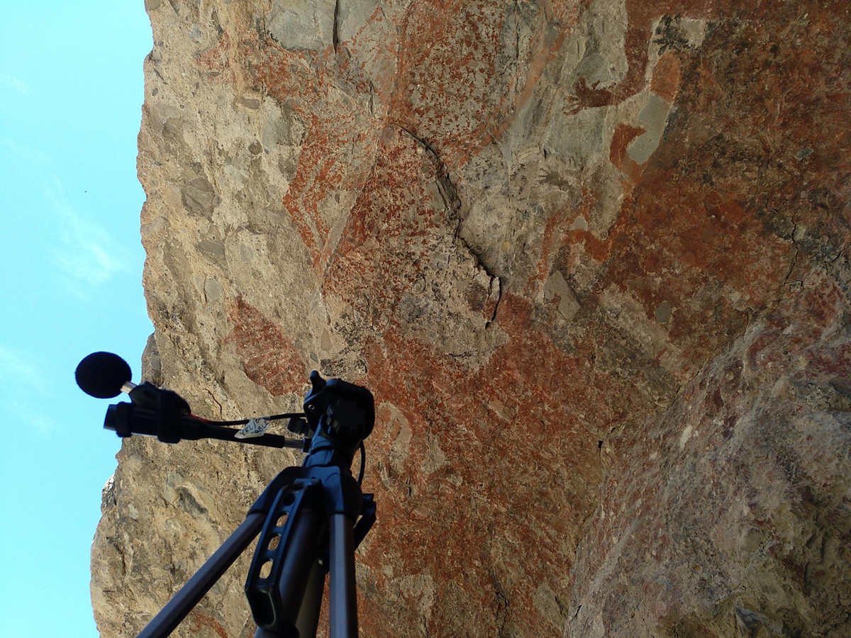 Rock Art music and acoustics a global overview