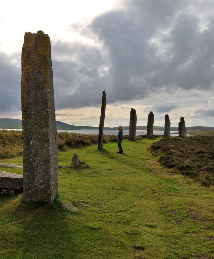 The Ring of Brodgar Orkney Islands