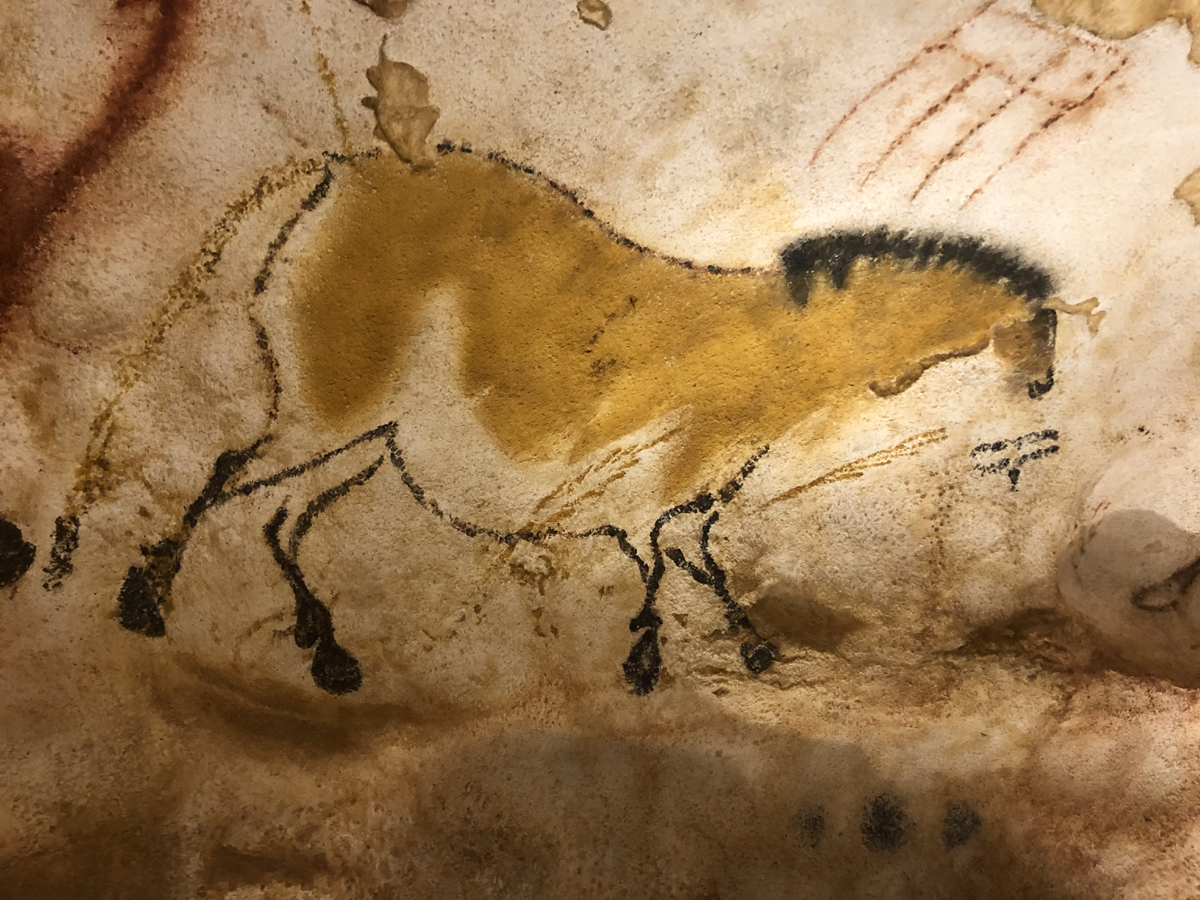 prehistoric cave paintings scientists discover space crushed burnt bone Stone Age artists blasted titanium heatshield Solar Orbiter