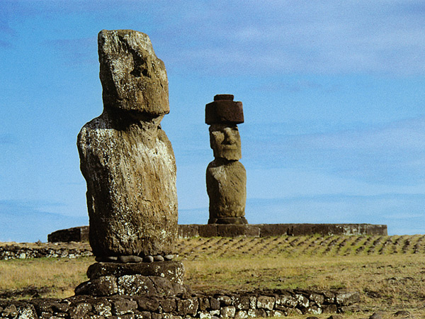 the easter islanders rise and fall essay