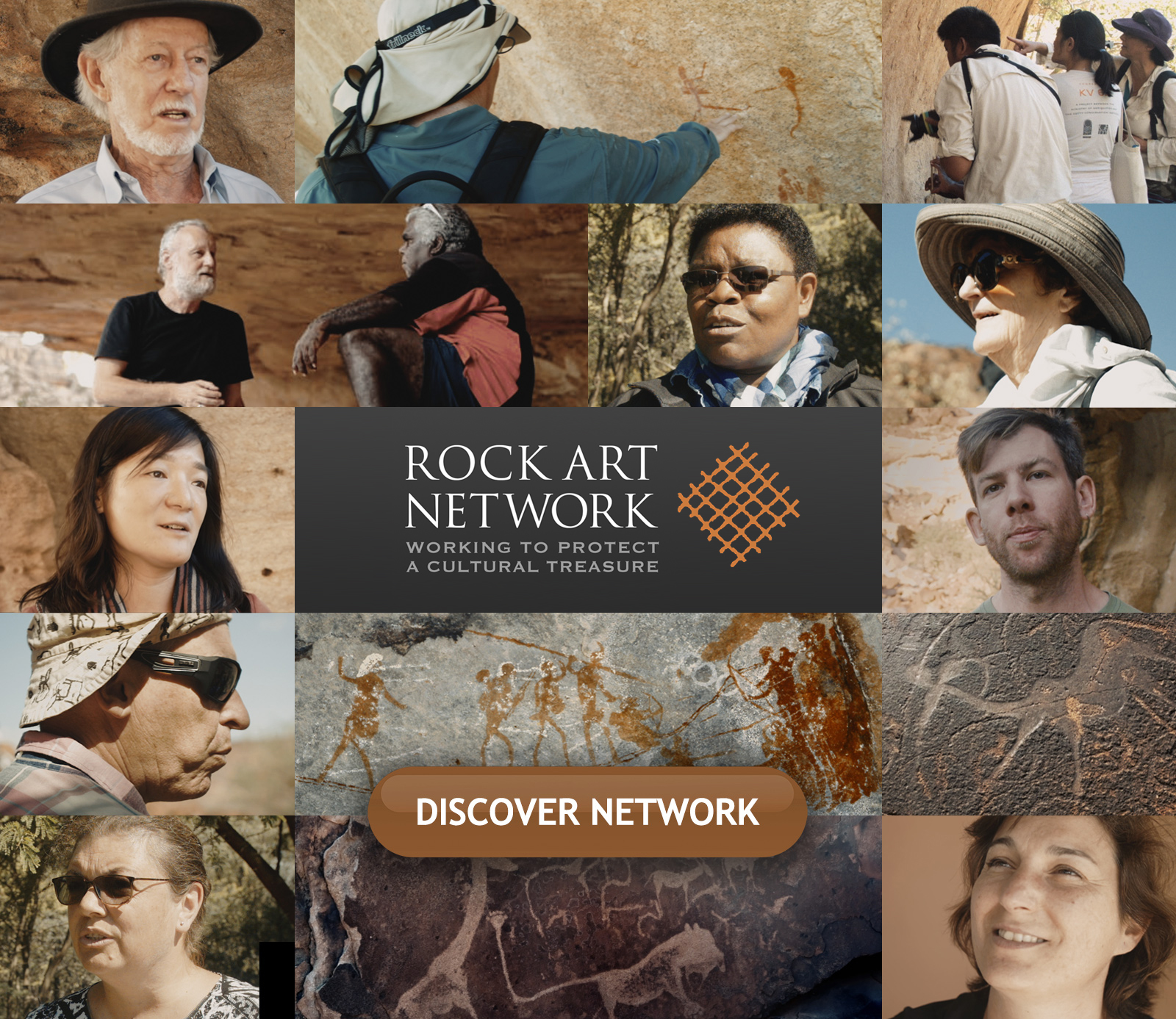 The Rock Art Network