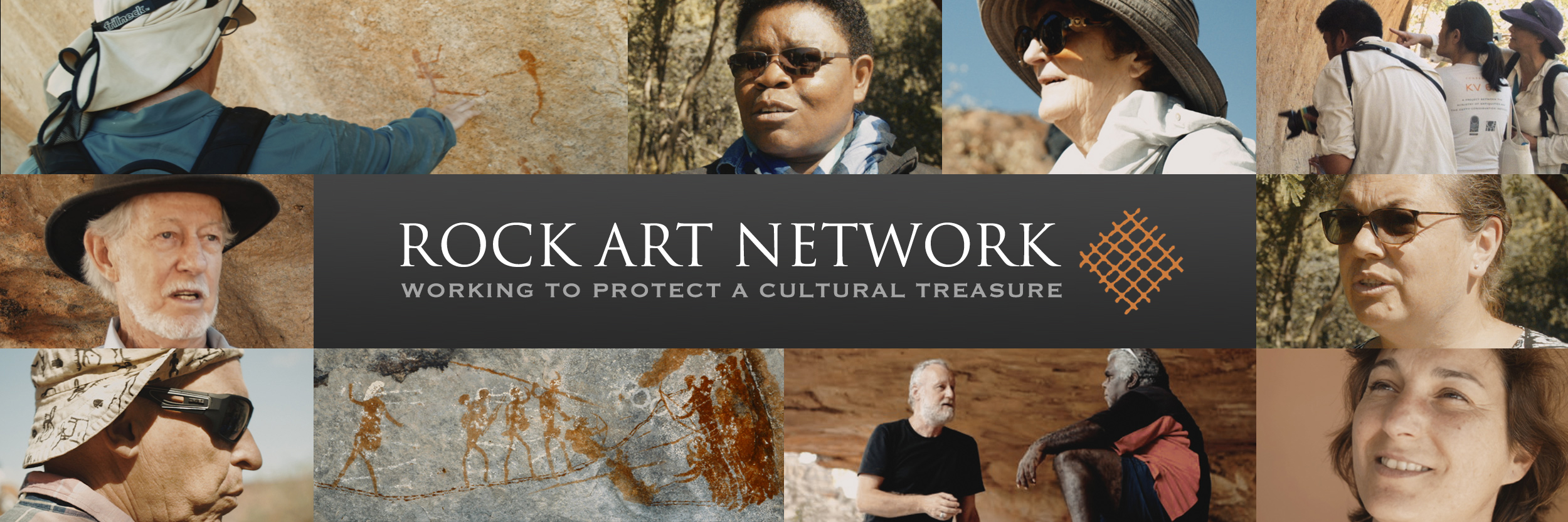 Bradshaw Foundation Rock Art Network Getty Conservation Institute